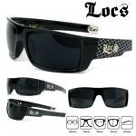 Locs Strip Black 91025 : Locs Hard Core Shades