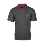 เสื้อโปโลลิเวอร์พูล ของแท้ 100% Liverpool FC Mens Grey Marl Slide Polo Shirt