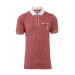เสื้อโปโลลิเวอร์พูล ของแท้ 100% Liverpool FC Mens Red Gap Yarn Polo