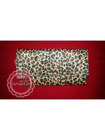 B20:2nd hand clutch bag กระเป๋าสะพายลายเสือ ถอดสายออกเป็นกระเป๋าครัทช์ได้