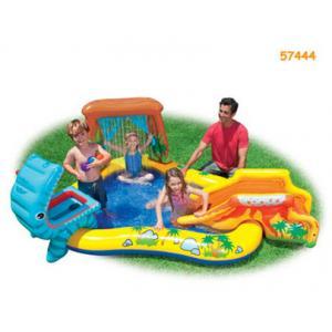 ส่งฟรีค่ะ!! สวนน้ำไดโนเสาร์ และเพื่อน Children's center with dinosaur Intex 57444NP
