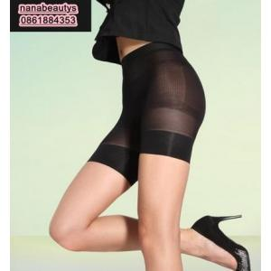 กางเกงซับใน ลดหน้าท้อง ยกก้น กระชับสดส่วน สีดำ free size ค่ะ