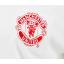 เสื้อโปโลแมนเชสเตอร์ ยูไนเต็ดของแท้ สำหรับสุภาพสตรี Manchester United Tipped Polo Shirt - Winter White - Womens thumbnail 2