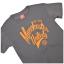 เสื้อแมนเชสเตอร์ ยูไนเต็ด Script T-Shirt - Boys Grey สำหรับเด็กชายของแท้ 100% thumbnail 3