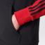 เสื้อฮู้ดอดิดาสแมนเชสเตอร์ ยูไนเต็ดของแท้ Manchester United 3 Stripe Hoodie Red thumbnail 4