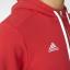เสื้อฮู้ดอดิดาสแมนเชสเตอร์ ยูไนเต็ด คอร์ฟูลซิปฮู้ดดี้สีแดงของแท้ thumbnail 4