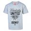 เสื้อแมนเชสเตอร์ ยูไนเต็ด Red and White Army T-Shirt - Boys Grey สำหรับเด็กชายของแท้ 100% thumbnail 1
