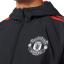 เสื้อแจ็คเก็ตอดิดาสแมนเชสเตอร์ ยูไนเต็ดเทรนนิ่ง UCL สีดำของแท้ UCL Training Presentation Jacket thumbnail 3