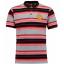 เสื้อโปโลแมนเชสเตอร์ ยูไนเต็ด Manchester United Essential Stripe Polo Shirt Multi ของแท้ thumbnail 3