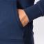 เสื้อฮู้ดอดิดาสแมนเชสเตอร์ ยูไนเต็ดของแท้ Manchester United Hoodie Navy thumbnail 3