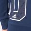 เสื้อฮู้ดอดิดาสแมนเชสเตอร์ ยูไนเต็ดของแท้ Manchester United Hoodie Navy thumbnail 4