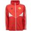 เสื้อแมนเชสเตอร์ ยูไนเต็ดย้อนยุค Manchester United Originals Windbreaker Red thumbnail 3