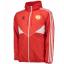 เสื้อแมนเชสเตอร์ ยูไนเต็ดย้อนยุค Manchester United Originals Windbreaker Red thumbnail 1