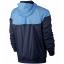 เสื้อฮู้ดแมนเชสเตอร์ ซิตี้ สีกรมท่า Manchester City Authentic Windrunner thumbnail 2