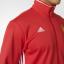 เสื้ออดิดาสแมนเชสเตอร์ ยูไนเต็ด คอร์แทร็คท็อปสีแดงของแท้ thumbnail 4