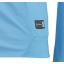 เสื้อแจ็คเก็ตเทรนนิ่งแมนเชสเตอร์ ซิตี้ 2016 2017 สีฟ้าใสของแท้ thumbnail 4