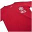 เสื้อแมนเชสเตอร์ ยูไนเต็ด Crest T-Shirt - Boys Red สำหรับเด็กชายของแท้ 100% thumbnail 3