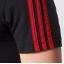 เสื้อทีเชิ้ตอดิดาสแมนเชสเตอร์ ยูไนเต็ด 3แถบสีดำของแท้ thumbnail 4