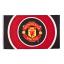 ธงที่ระลึกแมนเชสเตอร์ ยูไนเต็ดของแท้ Manchester United Bullseye Flag thumbnail 1