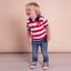 เสื้อผ้าแมนเชสเตอร์ ยูไนเต็ดของแท้ สำหรับเด็กเล็ก Manchester United Striped Polo Shirt thumbnail 3