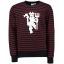 เสื้อสเวตเตอร์แมนเชสเตอร์ ยูไนเต็ด Manchester United Crew Neck Sweatshirt ของแท้ thumbnail 3