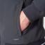 เสื้อฮู้ดแมนเชสเตอร์ ยูไนเต็ด แจ็คเก็ตพรีเซ้นเทชั่นสีเทาเข้มของแท้ 100% thumbnail 4