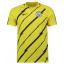 เสื้อทีเชิ้ตแมนเชสเตอร์ ซิตี้ของแท้ Manchester City Squad Pre Match Top Yellow thumbnail 3