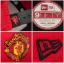 หมวกแมนเชสเตอร์ ยูไนเต็ดของแท้ New Era 9FIFTY Ballistic Nylon - Snapback Cap สีแดง thumbnail 4
