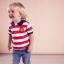 เสื้อผ้าแมนเชสเตอร์ ยูไนเต็ดของแท้ สำหรับเด็กเล็ก Manchester United Striped Polo Shirt thumbnail 4