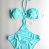 Sale ip88 โมโนกินี่สีฟ้าอมเขียว พร้อมส่ง Size L --> New Look