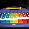 ของเล่นเสริมพัฒนาการเด็ก Little tikes (เครื่องดนตรี:เปียโนและระนาด) มือสอง ราคาถูก