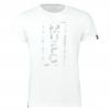 เสื้อทีเชิ้ตอดิดาสแมนเชสเตอร์ ยูไนเต็ด กราฟฟิกทีเชิ้ตสีขาวของแท้