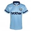 เสื้อ Retro แมนเชสเตอร์ ซิตี้ ของแท้ 100% Manchester City 1994 Centenary shirt เป็นของฝาก ของสะสม ที่ระลึก ของขวัญแด่คนสำคัญ Size: S M L XL XXL