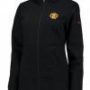 เสื้อแจ็คเก็ตผู้หญิงแมนเชสเตอร์ ยูไนเต็ด Manchester United Columbia Kruser Ridge Softshell สีดำ