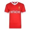 เสื้อเรทโรย้อนยุคลิเวอร์พูล 1978 ของแท้ Liverpool FC 1978 Hitachi Retro Football Shirt