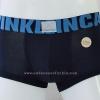 กางเกงในชาย Calvin Klein Boxer Briefs : X สีน้ำเงิน ขอบน้ำเงินดำ