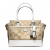 กระเป๋า COACH SIGNATURE MEDIUM CANDACE CARRYALL F24203
