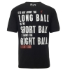 ทีเชิ้ตลิเวอร์พูล ของแท้ 100% Liverpool FC Ball T-Shirt - Black