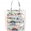 Pre-Order • UK | กระเป๋าลาย Houses Print Shopper Bags by Ted Baker (BELVCON & REGCON)