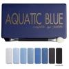 *พร้อมส่ง* Mistine AQUATIC BLUE Complete Eye Palette อายแชโดว์โทนฟ้าน้ำเงิน 8 สีในพาเลทเดียว