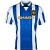 เสื้อแมนเชสเตอร์ ยูไนเต็ดย้อนยุค 1996 Third shirt ของแท้ 100%