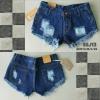 J13) Short Jeans กางเกงยีนส์ ขาสั้นผ้ายืด