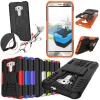 Hybrid Kickstand Armor Case Cover Cover For Asus ZenFone 3 ZE552KL 5.5""