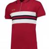 เสื้อโปโลแมนเชสเตอร์ ยูไนเต็ด Manchester United Premium Devil 1/4 Zip Polo ของแท้