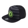 หมวกอดิดาสเชลซี adidas Chelsea Flat Cap Black ของแท้