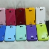 Mercury Jelly Pearl Case for HTC One X