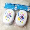 ฟองน้ำถูกตัวเด็ก Doraemon หุ้มผ้าขนหนู