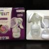 เครื่องปั๊มนม แบบปั๊มมือ เอเว้นท์ Philips Avent Manual รุ่น Natural Comfort Manual Breast Pump มือ1 รุ่นใหม่ ราคาถูก