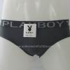 กางเกงในผู้ชาย PLAYBOY Briefs : สีเทา