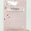 ** พร้อมส่ง ** My Beauty Diary Mask ทิชชู่มาส์กหน้าใสเด้ง สูตร Japanese Cherry Blossom Mask